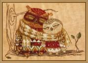 Набор для вышивки крестом Семейное тепло