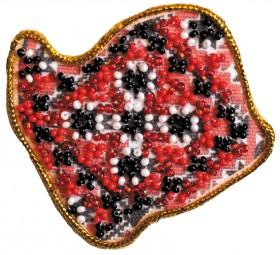 Набор - магнит для вышивки бисером Волынская область, , 42.00грн., АМК-003, Абрис Арт, Украина