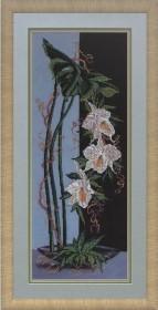 Схема вышивки бисером на ткани Сочетание