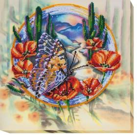 Набор для вышивки бисером Акварели лета - 2, , 384.00грн., АВ-502, Абрис Арт, Картины из нескольких частей
