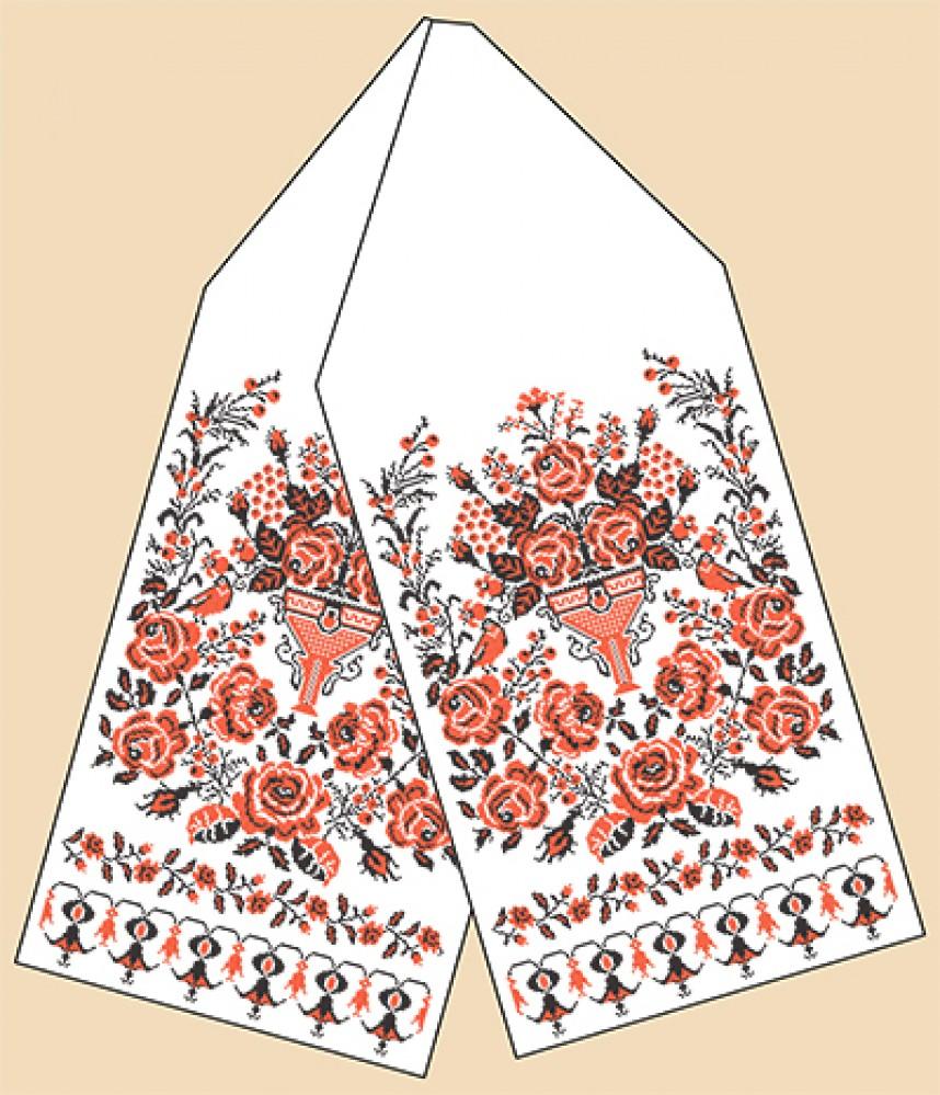 схема вышивки крестом навики разом
