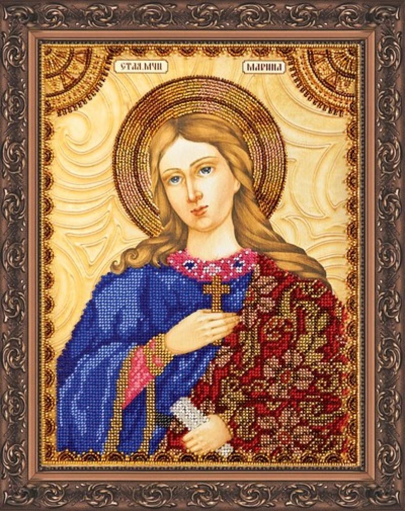 Вышивка икон бисером никита