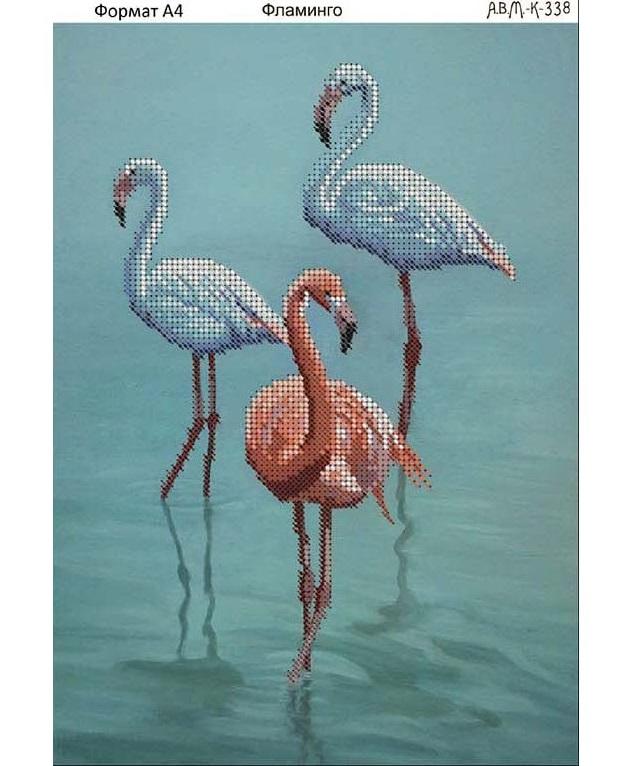 Вышивка бисером фирмы фламинго