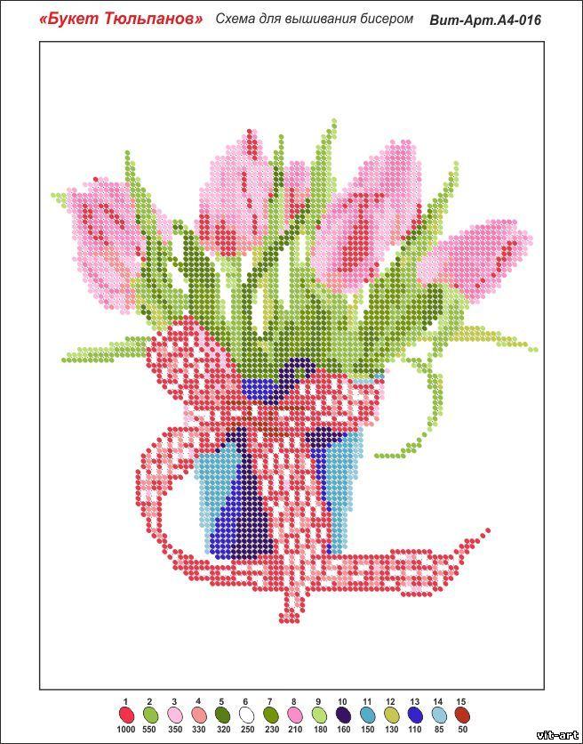 Девочки с цветами для вышивки