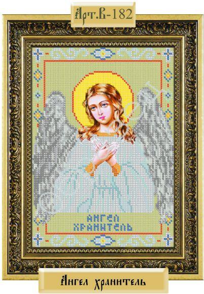 иконы Ангел Хранитель. бисером