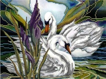 Рисунок на ткани для вышивки