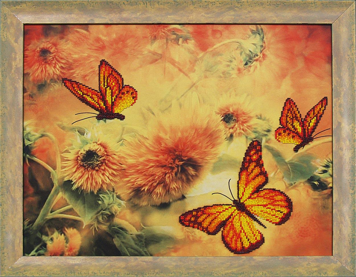 Вышивание бисером Летний сон, Магия канвы Б-019 купить в санкт петербурге Шале, Для бисерной вышивки.