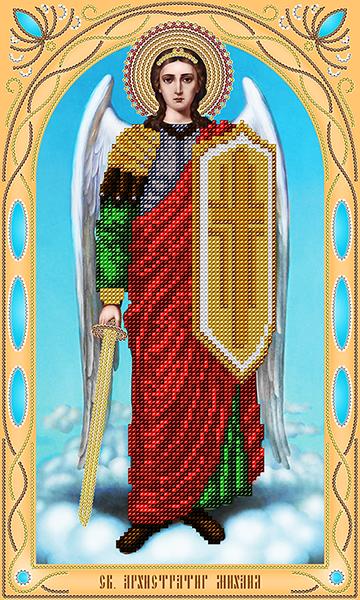 Схема вышивка архангел михаил бисером