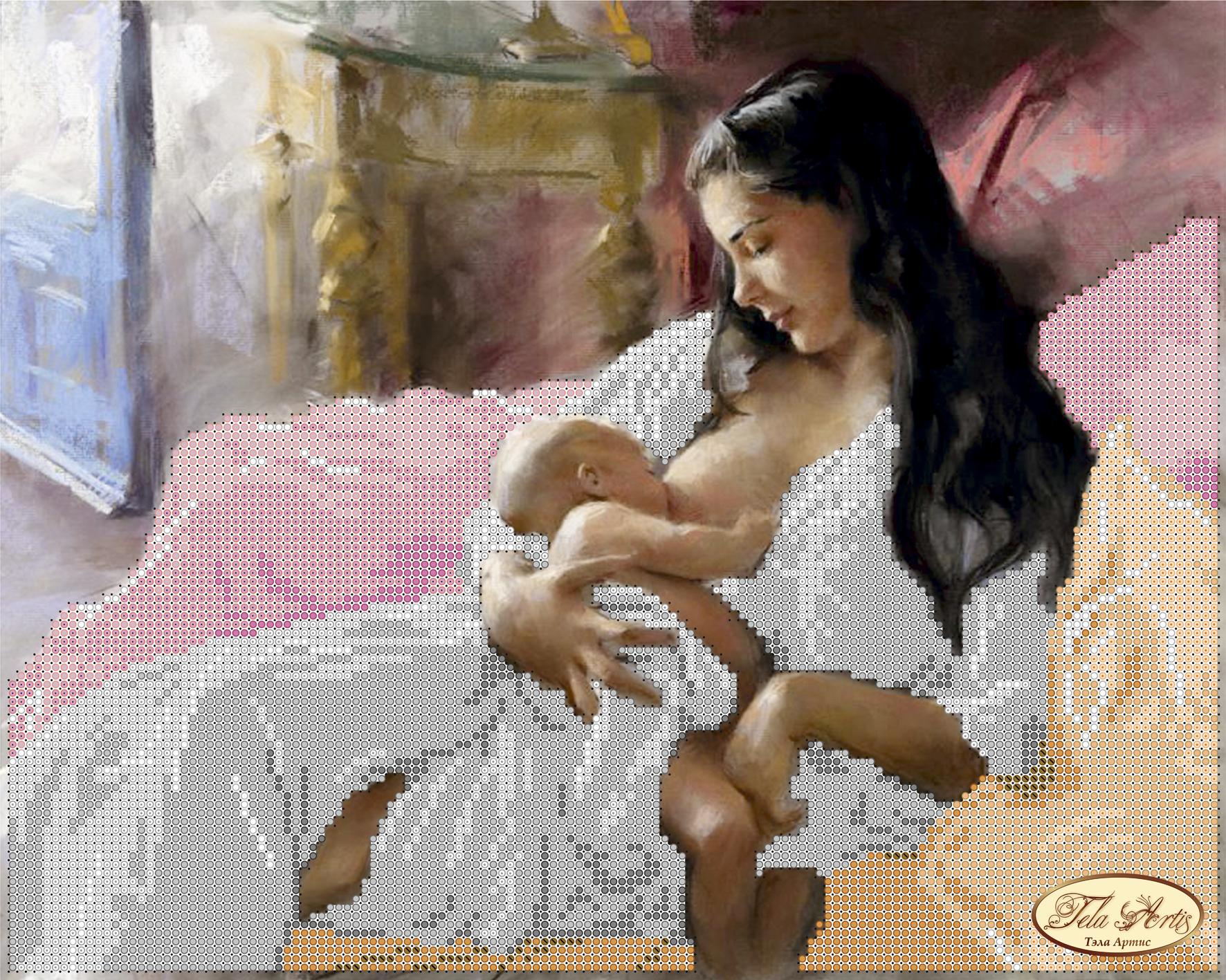 вышивка божья матерь жировицкая схема